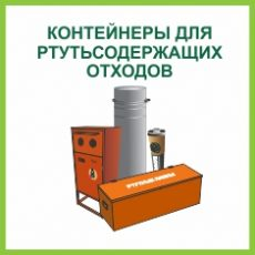 Контейнеры и урны для раздельного сбора отходов внутри помещений